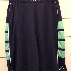 Men's Air Jordan basketball shorts